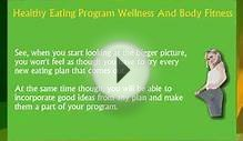 Healthy Eating program: healthy recipes for weight loss