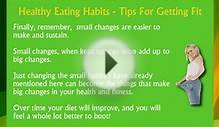 Healthy eating tips:healthy recipes for weight loss