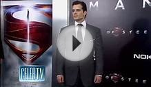HENRY CAVILL Talks Man of Steel Diet and Exercise Plan