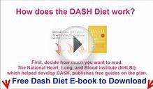How does the DASH Diet work? free PDF to download