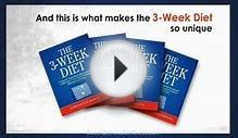 How To Lose Weight Fast - The 3 Week Diet