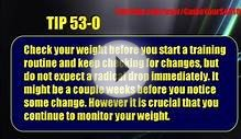How to Lose Weight Naturally (7/13) - Weight Loss Schedules