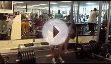 Jamie fuqua Dead lifting 585 @ 180 no carbs for 2 days