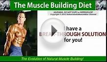 Muscle Building Diet | Diet For Men Women