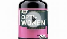 Opti-Women (30 Doses) - Optimum Nutrition
