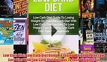 PDF Low Carb Diet: Low Carb Diet Guide To Losing Weight On
