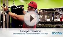 Shred Like Buendia FST-7 Arms Powered by Evogen Nutrition
