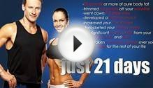 The 3 Week Diet - diet plan to lose weight fast - 3 week