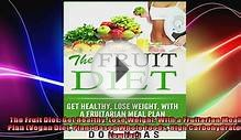 The Fruit Diet Get Healthy Lose Weight With a Fruitarian