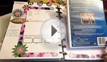 The happy planner , Weightloss journey, weight watchers