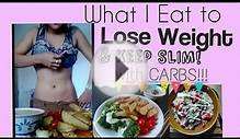 VEGAN Diet: Effective Weight Loss PLAN!! | What I Eat