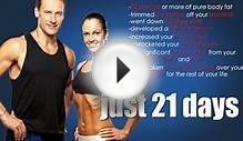 Weight Loss Exercise Plan | The 3 Week Diet Weight Loss
